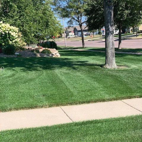 landscape trimming sioux falls